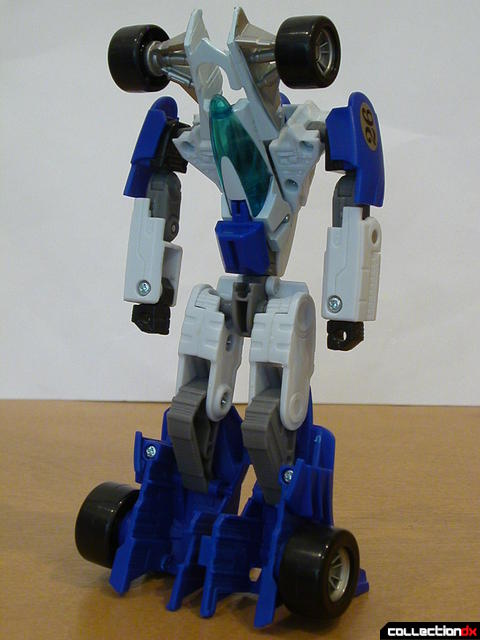 Autobot Mirage- robot mode (back)