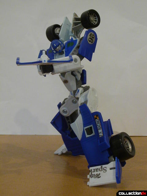 Autobot Mirage- robot mode posed (1)
