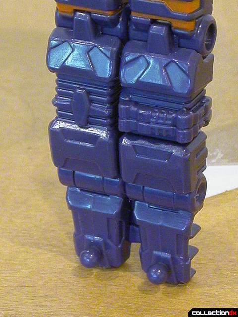 Decepticon Meantime- disguise mode (wristband detail2)