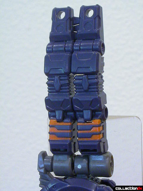 Decepticon Meantime- disguise mode (wristband detail)