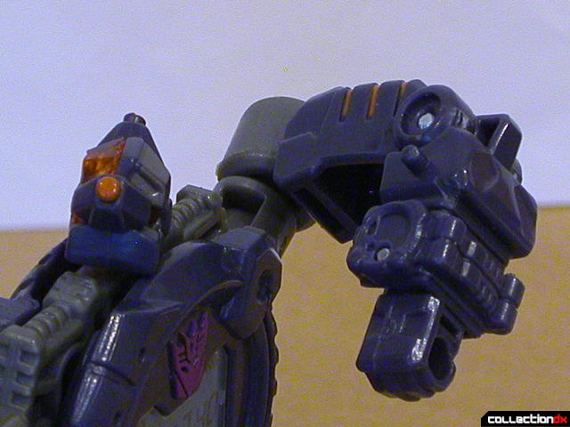 Decepticon Meantime- robot mode (The time is...)
