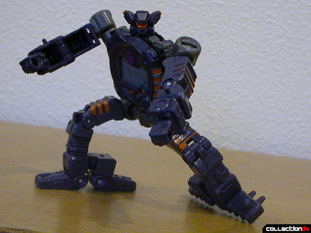 Decepticon Meantime- robot mode posed (2)