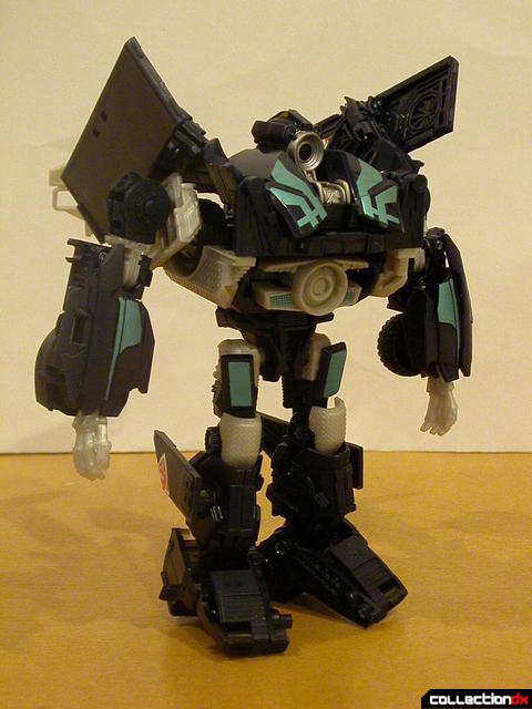 Decepticon Payload- robot mode (front)