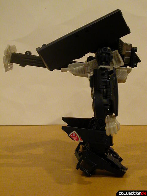 Decepticon Payload- robot mode (right side)