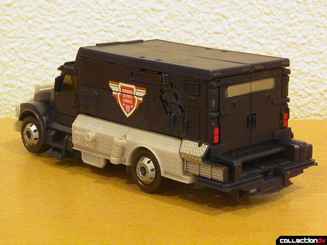 Decepticon Payload- vehicle mode (back)