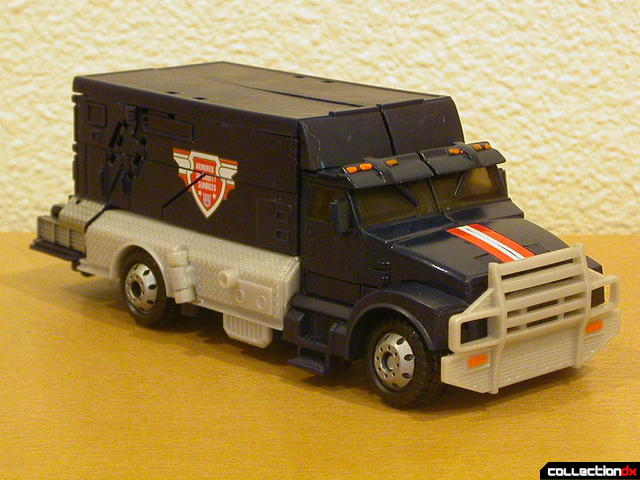 Decepticon Payload- vehicle mode (front)