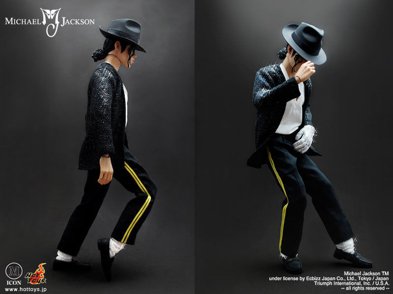 1 6 Scale Michael Jackson Doll From Hot Toys Collectiondx