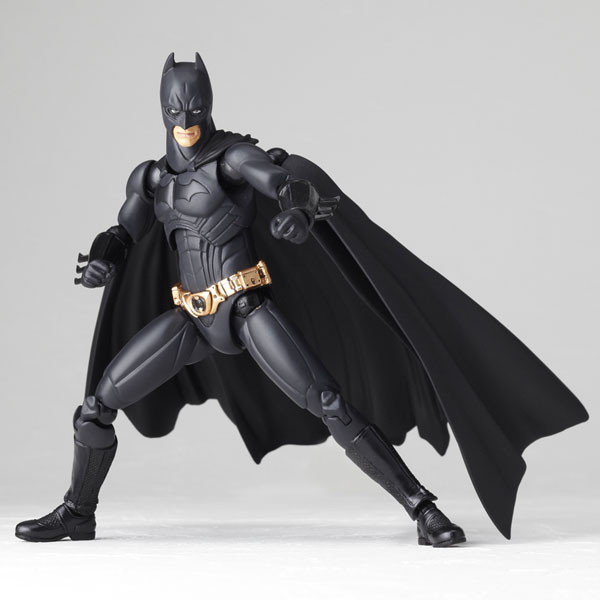 SFX Revoltech No.008 BATMAN By Kaiyodo
