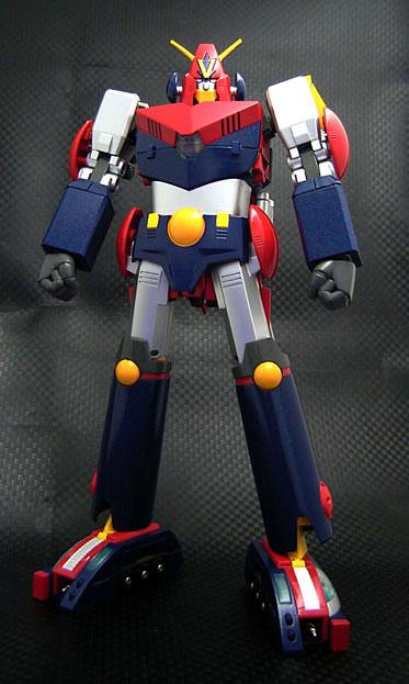 DX Soul of Chogokin ChoDenji Robo Combattler V Review ...