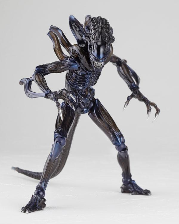 N°016 - Alien Warrior TOKUSATSU_REVOLTECH_ALIEN_WARRIOR2_15CM_OCT2010_KAIYOUDOU_2850