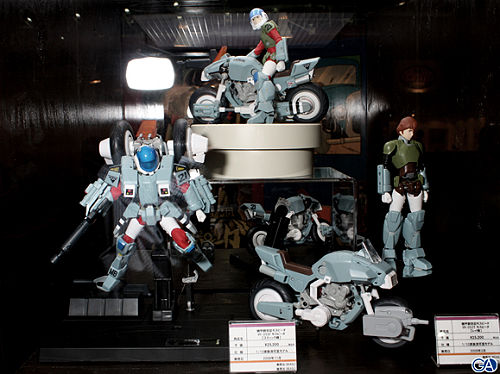 1/10 Mospeada Armor Cycle VR-052T (Ley Type) | CollectionDX