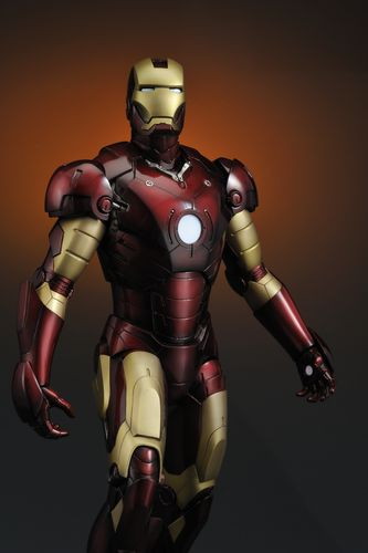 Iron Man Fine Art Statue