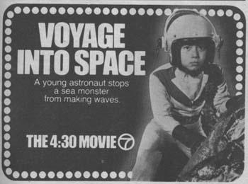 Pre Challenge Voyage into Space Feb. 21-Mar. 5