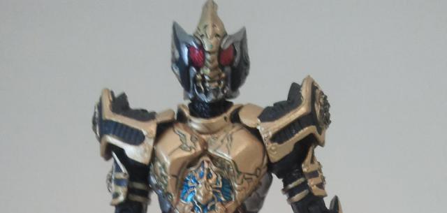 SIC Kiwami Tamashii: Kamen Rider Blade King Form