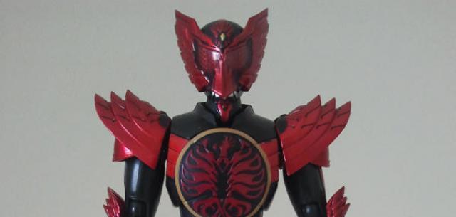 S.H. Figuarts Kamen Rider OOO TaJaDol Combo