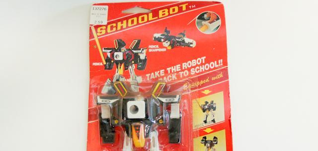 Schoolbot (Gerwalk Nikick MBG-24C)