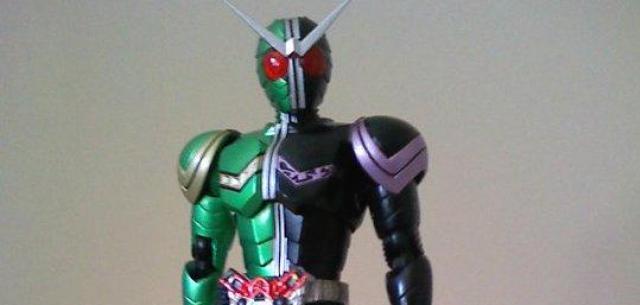 S.H. Figuarts Kamen Rider W Cyclone-Joker