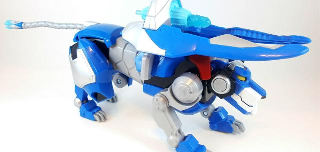 Legendary Blue Lion