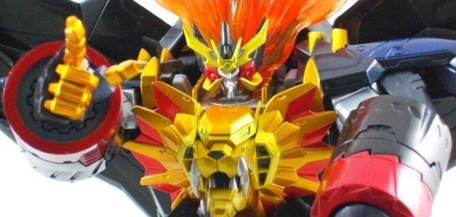Genesic GaoGaiGar: Final Ver.