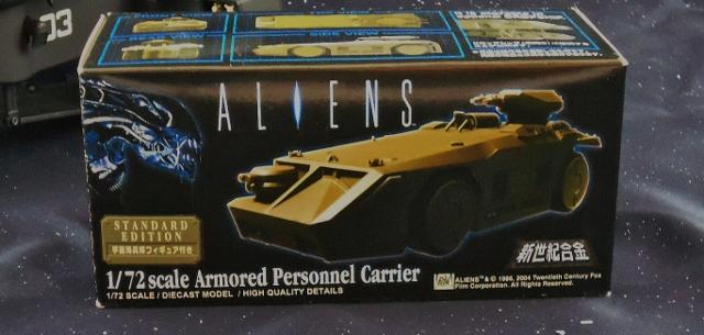 Aliens: Armored Personal Carrier (APC)