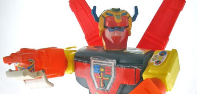 Super Phantom X Robot