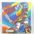 Super Worrior box