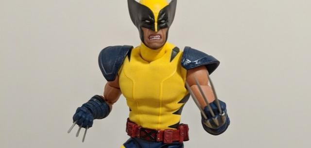 Tiger Stripe Wolverine