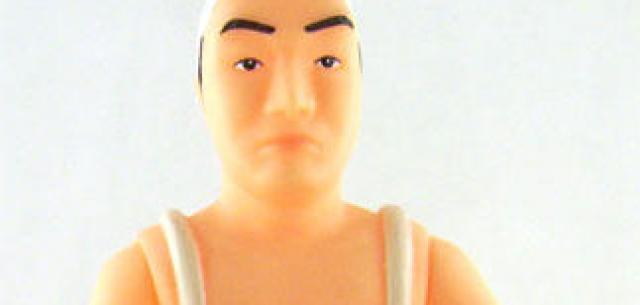 Haruo Nakajima as Godzilla (Irasawa Version)