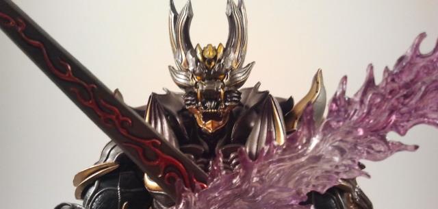 Makai Kadou Dark Knight Kiva