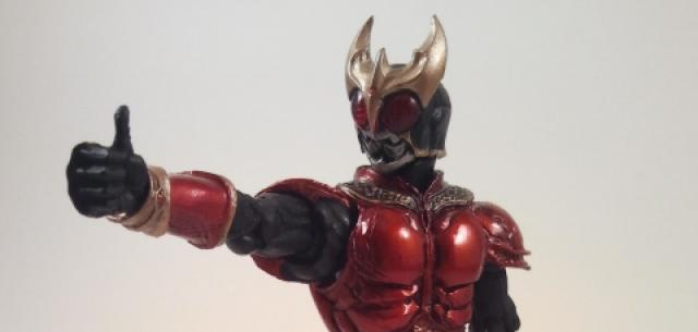 Kamen Rider Kuuga (Mighty Form)