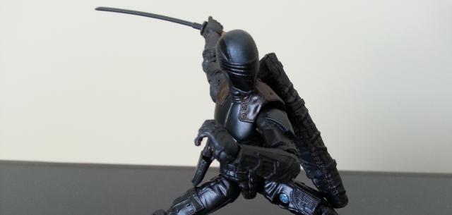 Ninja Duel Snake Eyes