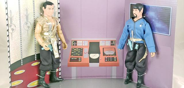 Mirror Universe Kirk And Spock