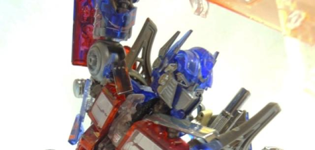 Optimus Prime Dual Model Kit