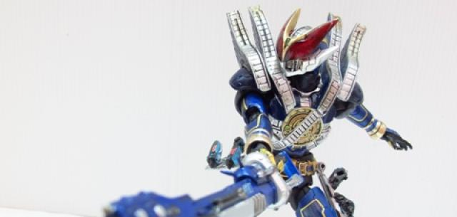 Kamen Rider New Den-O Strike Form