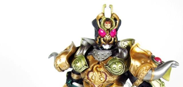 Kamen Rider Leangle Jack Form