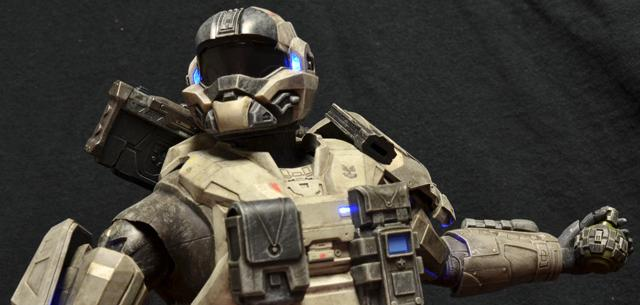ThreeA Spartan MkV Commando Halo