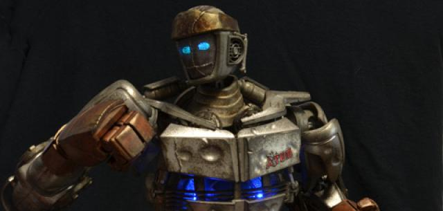 ThreeA Real Steel Atom