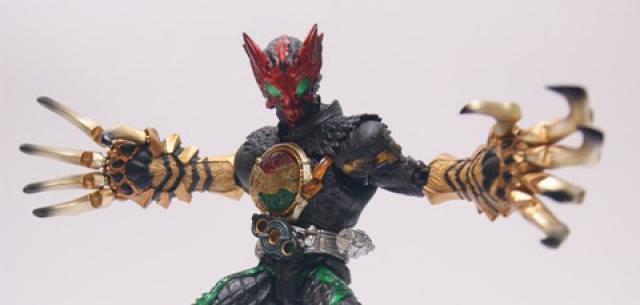 Kamen Rider OOO (Tatoba combo)