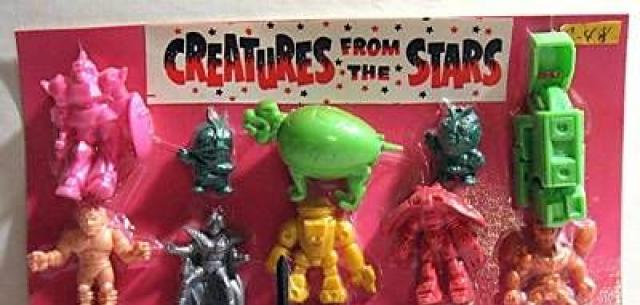Creatures from the Stars