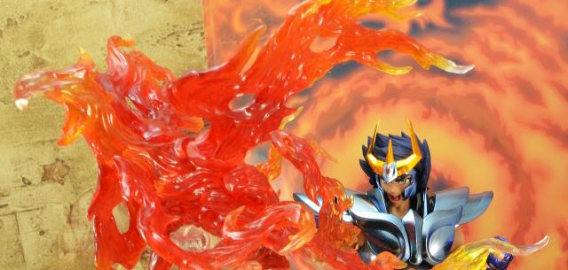 Effects Part Set: Phoenix Ikki-Virgo Shaka