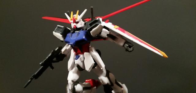 Aile Strike Gundam