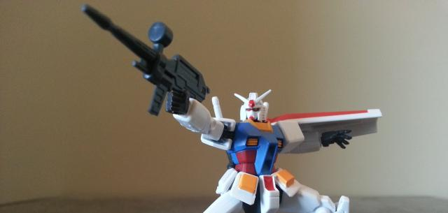 Assault Kingdom RX-78