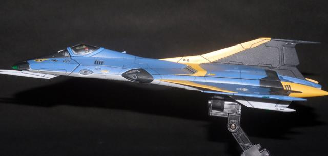 Type-99 Cosmo Falcon - Shinohara