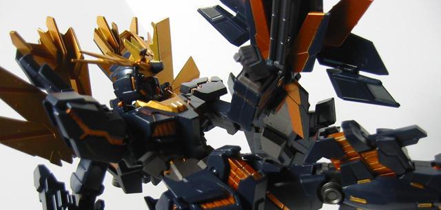 Robot Damashii RX-0[N] Unicorn Gundam 02 Banshee Norn