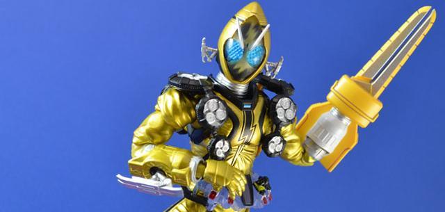 Kamen Rider Fourze Elek States