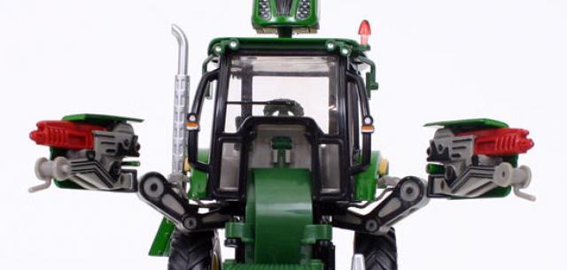 Conversion Tractor