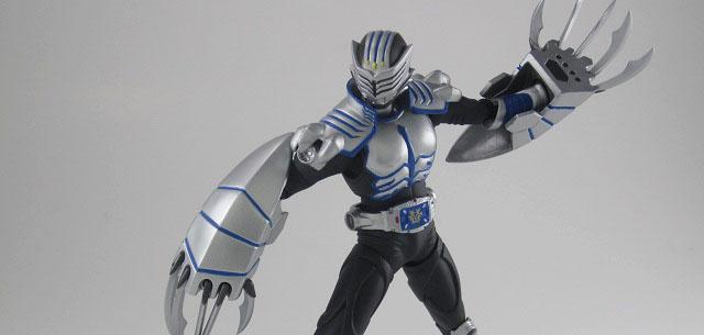 Kamen Rider Axe (Tiger)