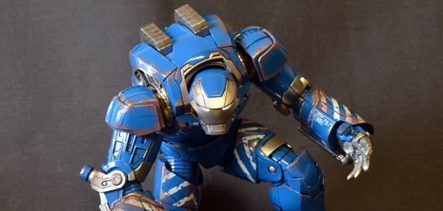 Iron Man Mk XXXVIII Igor Comicave Studios