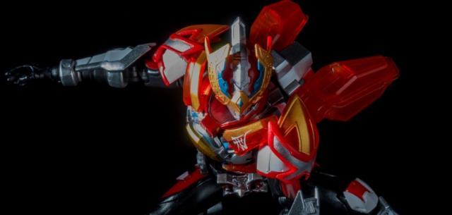 Titan Mars Armor Hero