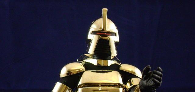 Cylon Commander (Gold)